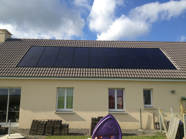 solceller och solcellspaket för alla